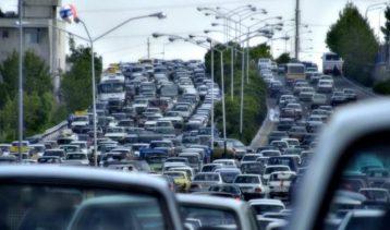 محدوده و ساعت طرح ترافیک کرج